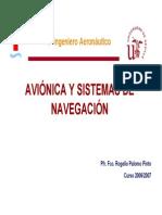 Avionica Sistemas de Navegacion