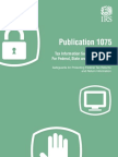 IRS Publication 1075 - Effective January 1, 2014