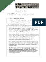 Brutaria de fapte bune - Proiectul a STI PENTRU a FI
