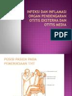 Infeksi Dan Inflamasi Organ Pendengaran