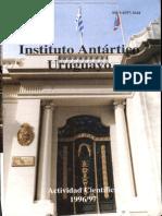 ActividadCientifica IAU Vol 6 1996 1997
