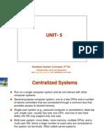Unit 5 networks