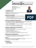 Curriculum Do Frederico U. Francisco