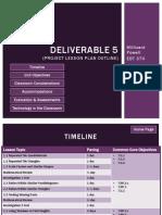 deliverable 5