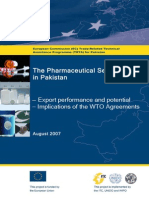 pharmacutical industry