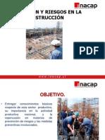PREVENCIÓN Y RIESGOS EN LA CONSTRUCCIÓN clase 27 de Octubre