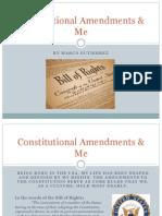constitutional amendments  me