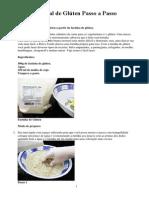 Carne Vegetal de Glúten-Passo a Passo Com Fotos