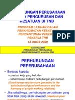 Perhubungan Perusahaan Untuk K3P