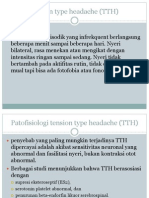 Patofisiologi Tension Type Headache (TTH)