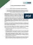 Com. 3er Congreso de Autoridades Tradicionales Wayuu