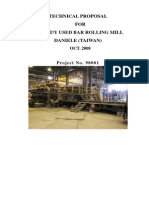 98001Used Danieli Bar Mill
