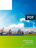 Canberra Airport Draft Master Plan 2009