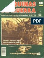 Maquinas de Guerra 088 - Artilleria Ligera de La II Guerra Mundial