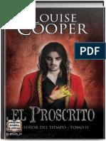 Louise Cooper. [El Señor del Tiempo 2] El Proscrito f_8