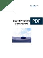 Destinator en Manual