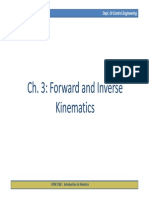 Chapter 3 - Forward Kinematics