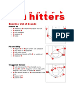 Offense - Quick Hitters