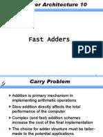 ca2_FastAdders