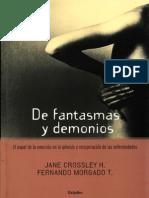 Crossley Jane Y Morgado Fernando - De Fantasmas Y Demonios