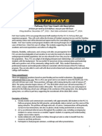 PCC XL Pathways First Year Coach Job Description December 2013