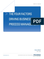 Factors Driving Bpm-wp