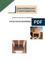 Calculo Estructural de Vigas de Madera