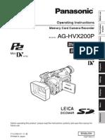 HVX-200P
