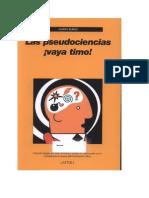 Bunge, Mario - Las Pseudociencias