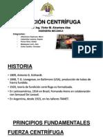 FUNDICIÓN CENTRÍFUGA TERMINADO