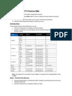 ERouting OSPF PT Practice SBA