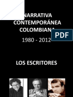 narrativacontemporneacolombiana-120819175954-phpapp02