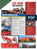 Ofrece UVM Cobertura Nacional