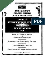 Action Cut Filmaking DVD 2 Workbook