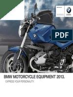Catalogue MotorcycleEquipment 2013 01