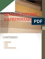 Guias de Estudio y Aprendizaje (1)
