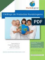 Catalogo Mundoingenio 2011