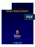 Sudarshan - Reliance Industries
