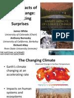 Abrupt Climate Change Release Briefing Presentation