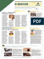 Derecho Mayor - 10.11.13