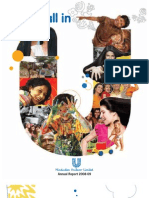 HUL Annual Report 2008