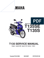 Yamaha 135LC Manual Book | Propulsion | Engines