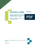 2011 Rapport Eau Marseille