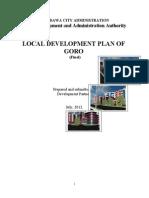 Goro Final LDP Report