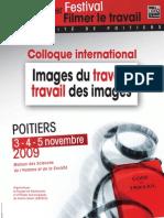 Programme Colloque 2009
