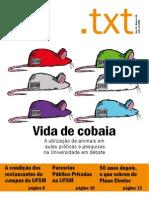 Revista .txt julho/2010