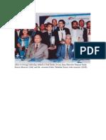 After Receiving Leadership Award in Real Estate Sector From Barrister Nazmul Huda Former Minister (GM) and Mr. Anwarul Kabir Talukdar Former State Minister (GOB)Ter