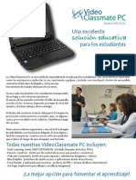 Catalogo ClassmatePCMG101A3a 550
