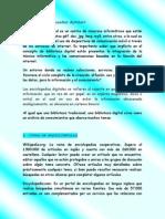 Que Son Las Enciclopedias Digitales