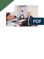 Eminent economist and former President of Bangladesh economic association, Prof. Anisur Rahman and Prof.Syed Ahsanul Alam